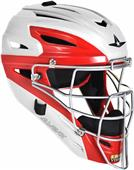 ALL-STAR MVP2500WTT Baseball Catcher Helmet-NOCSAE