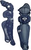 ALL-STAR LG23WPRO Baseball Catcher's Leg Guards