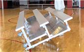 NRS Tip and Roll Bleachers (Standard Rise)