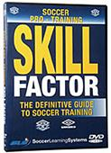 Soccer Pro Training Skill Factor (DVD) videos