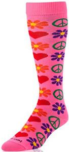 WOODSTOCK - HOT PINK/MULTI-COLOR