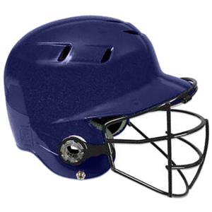 NA - NAVY (BLACK FACEMASK)
