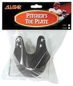 ALL-STAR Baseball Adult Pitcher's Toe Plates