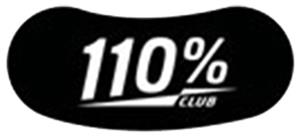 C - 110% CLUB