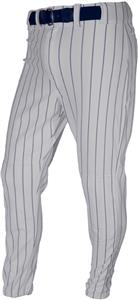GREY/NAVY PINSTRIPE