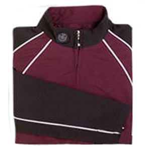 MAROON/BLACK/WHITE-302