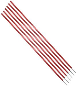 RED - (SET OF 6)
