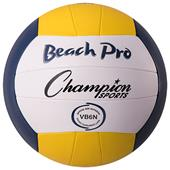 Champion Sports Official Beach Play Volleyballs