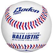 Baden Ballistic Pitching Machine Flat Seam Ball