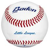 Baden Little League Raised Seam Baseballs 2BBLLG