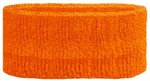 FLUORESCENT ORANGE HEADBAND