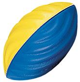 Champion Sports High Density Foam Bullet Football