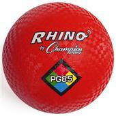 "Champion Playground & Kickball Nylon 8.5"" Balls"