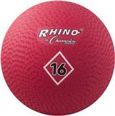 """Champion Playground & Kickball Nylon 16"""" Red Balls"""