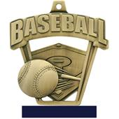 "Hasty Awards 2.5"" ProSport Baseball Medals"
