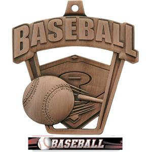 BRONZE/ULTIMATE BASEBALL RIBBON