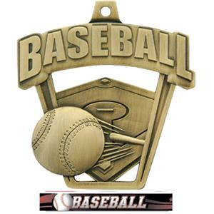GOLD/ULTIMATE BASEBALL RIBBON