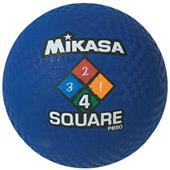 "Mikasa 8.5"" 4 Square Rubber Playground Balls"