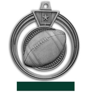 SILVER MEDAL/HUNTER RIBBON