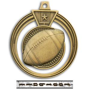 GOLD MEDAL/INTENSE RIBBON
