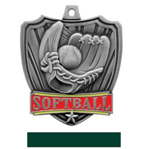 SILVER MEDAL / HUNTER RIBBON