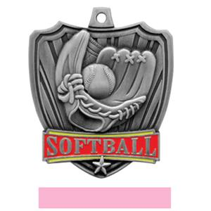 SILVER MEDAL / PINK RIBBON