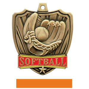 GOLD MEDAL / ORANGE RIBBON
