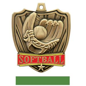 GOLD MEDAL / GREEN RIBBON
