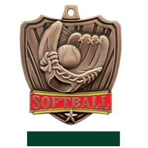 BRONZE MEDAL / HUNTER RIBBON