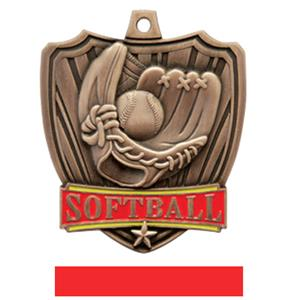 BRONZE MEDAL / RED RIBBON