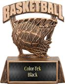 "Hasty Awards ProSport 6"" Basketball Resin Trophies"