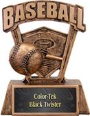 "Hasty Awards ProSport 6"" Baseball Resin Trophies"