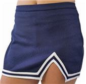 Pizzazz Cheerleaders A-Line Uniform Skirts