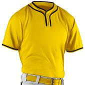 Alleson Youth Microfiber 2 Button Baseball Jerseys