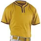 Alleson Youth Microfiber 2 Button Baseball Jerseys