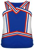 Teamwork Charisma Halter Top Cheer Shells