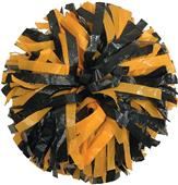 Getz Adult Cheerleaders 2 Color Plastic Mix Poms