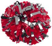 Getz Cheerleaders Flash Plastic Metallic Poms