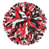 Getz Youth Cheerleaders 3 Color Mix Poms SW11SP3