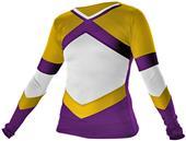 Alleson Women Girl Shock Cheerleader Uniform Shell