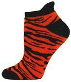 Red Lion Jungle Footie Socks