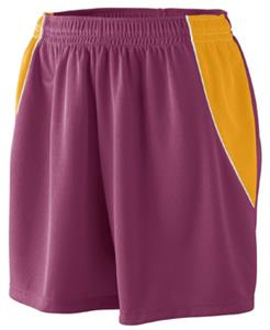 MAROON/ GOLD/ WHITE