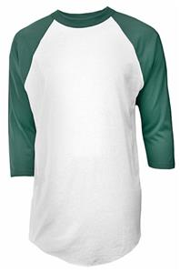 924 WHITE/DARK GREEN
