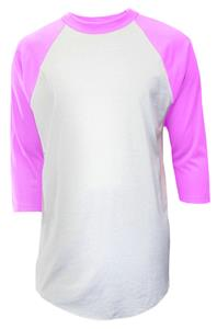 1AD WHITE/NEON PINK