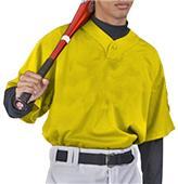 Intensity Pro Mesh One Button Baseball Jerseys