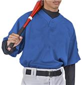 Intensity Pro Mesh One Button Baseball Jerseys