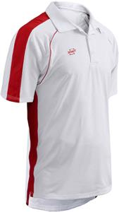 WHITE/SCARLET (SHIRT ONLY)