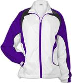 Teamwork Womens Achiever Drawcord Waist Jacket
