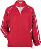 Teamwork Adult Microfiber Shell Contender Jacket
