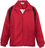 Teamwork Adult Microfiber Shell Breeze Jacket